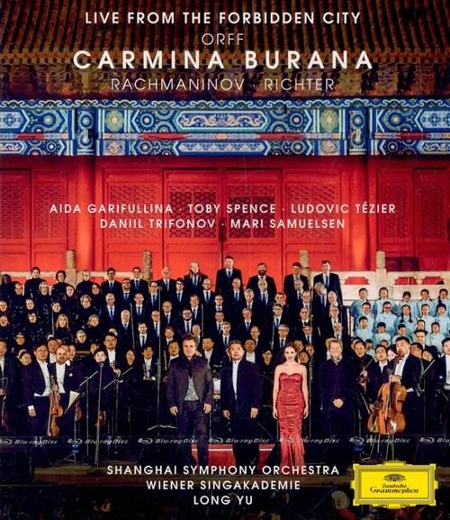 [수입] [블루레이] 칼 오르프: 카르미나 부라나 / 라흐마니노프: 피아노 협주곡 2번
