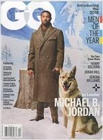 GQ USA (월간 미국판): 2018년 12월호 -  Michael B. Jordan 표지