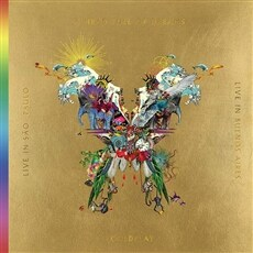 [수입] Coldplay - Live In Buenos Aires/Live In Sao Paulo/A Head Full Of Dreams [Film] [2CD+2DVD]
