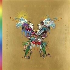 [수입] Coldplay - Live In Buenos Aires/Live In Sao Paulo/A Head Full Of Dreams [Film] [180g Triple Gold Vinyl 3LP + 2DVD] [Limited Edition]