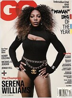 GQ USA (월간 미국판): 2018년 12월호 - Serena Williams 표지