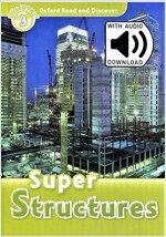 Oxford Read and Discover: Level 3: Super Structures Audio Pack (Package)