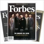 월간잡지 Forbes ASIA 1년 정기구독 (영문판)