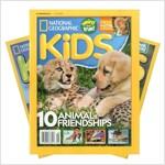 월간잡지 National Geographic Kids 1년 정기구독