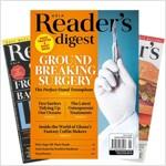 월간잡지 Readers Digest ASIA 1년 정기구독 (영문판)