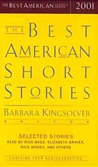 The Best American Short Stories 2001 (Audio Cassette, 2001)