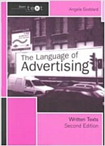 The Language of Advertising : Written Texts (Paperback)