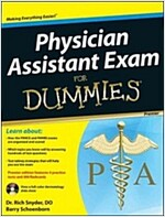 Physician Assistant Exam for Dummies [With CDROM] (Paperback)