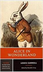 Alice in Wonderland (Paperback, 3)