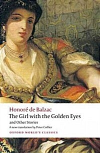 The Girl with the Golden Eyes and Other Stories (Paperback)
