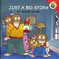 Little Critter: Just a Big Storm (Paperback)