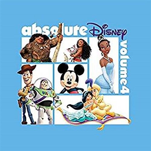 [수입] Absolute Disney: Volume 4 O.S.T