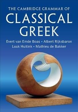 The Cambridge Grammar of Classical Greek (Paperback)