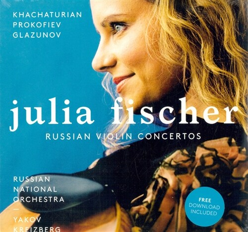 [수입] 하차투리안, 프로코피예프 & 글라주노프 : 바이올린 협주곡 [2LP]