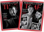 TIME Asia (주간 아시아판): 2018년 12월 24일 (타임지 선정 올해의 인물 5위 문재인 대통령 기사 수록)