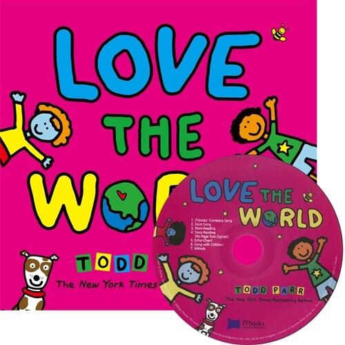 노부영 Love the World (Hardcover + CD)