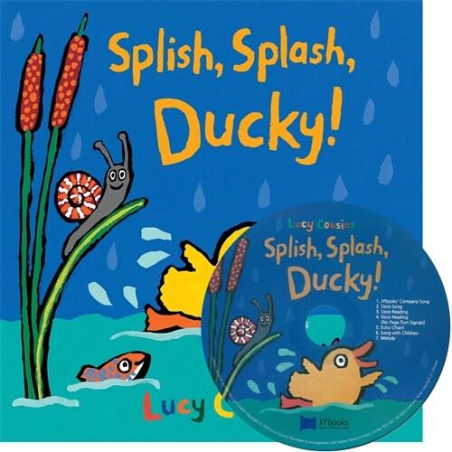 노부영 Splish, Splash, Ducky!