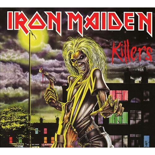[수입] Iron Maiden - Killers (2015 REMASTER) [DIGIPACK]