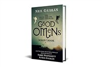 The Quite Nice and Fairly Accurate Good Omens Script Book (Hardcover)