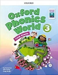Oxford Phonics World: Level 3: Student Book with App Pack 3 (Paperback)