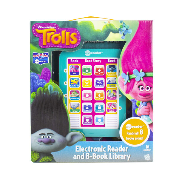 Troll : Electronic Me Reader and 8 Book Set 트롤 미리더 사운드북 (Hardcover)