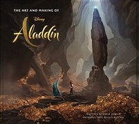 The Art and Making of Aladdin (Hardcover)