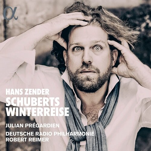 [수입] 슈베르트 : 겨울 나그네 (한스 젠더 편곡반)