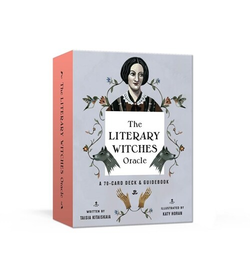 The Literary Witches Oracle: A 70-Card Deck and Guidebook (Other)