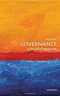 Governance: A Very Short Introduction (Paperback)