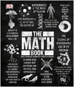 The Math Book: Big Ideas Simply Explained (Hardcover)