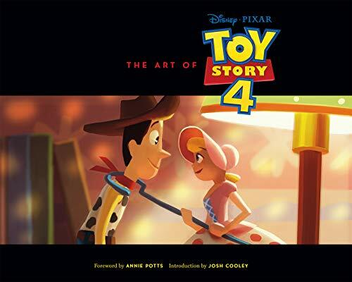 [중고] The Art of Toy Story 4 (Hardcover)