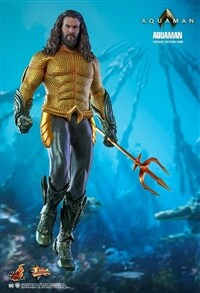 [Hot Toys] 아쿠아맨 MMS518 - 1/6th scale Aquaman Collectible Figure specially features