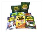 Bear Grylls Adventures 1-6 Full Set 베어그릴스 어드벤쳐 풀세트 (Paperback 6권 + MP3 CD 6장 + Wordbook 1권)