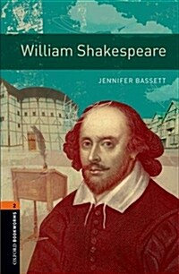 Oxford Bookworms Library: Level 2: 3E: William Shakespeare (with MP3) (paperback, with MP3 Download, 3rd)