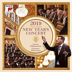 2019 빈 신년음악회 [2CD]