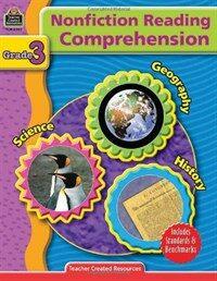 Nonfiction Reading Comprehension Grade 3 (Paperback, New)
