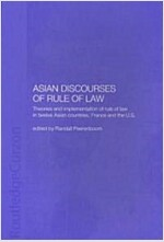 Asian Discourses of Rule of Law (Paperback)