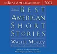 The Best American Short Stories 2003 (Audio CD, Unabridged)