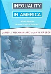 Inequality in America (Hardcover)