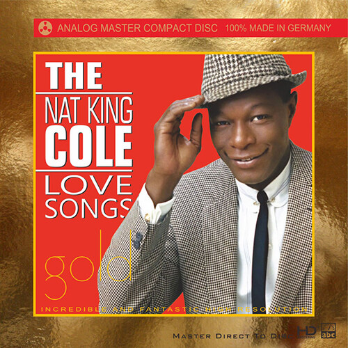 [수입] Nat King Cole - Love Songs (High Definition Mastering)