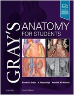 Gray's Anatomy for Students (Paperback, 4)