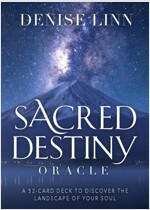 Sacred Destiny Oracle: A 52-Card Deck to Discover the Landscape of Your Soul (Other)