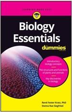 Biology Essentials for Dummies (Paperback)