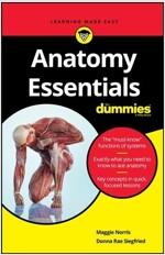 Anatomy Essentials for Dummies (Paperback)