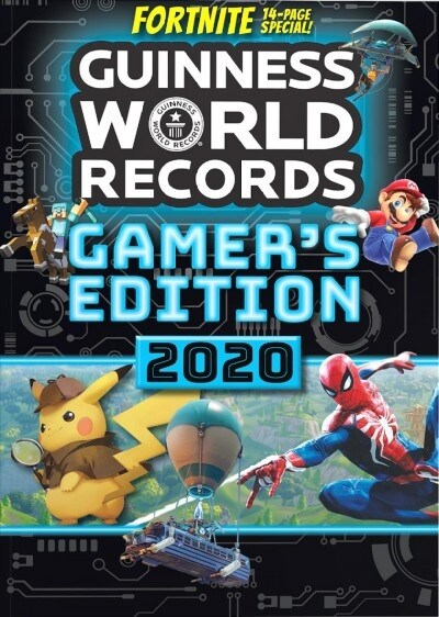 Guinness World Records: Gamers Edition 2020 (Hardcover)