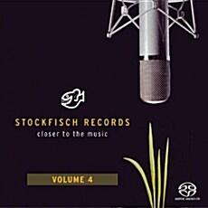 [수입] Stockfisch Records : Closer To The Music Vol.4 [SACD Hybrid]
