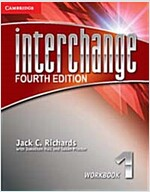 Interchange Level 1 Workbook (Paperback, 4 Revised edition)