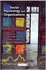 Social Psychology and Organizations (Paperback)