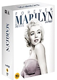 [블루레이] 포에버 마릴린 : 블루레이 컬렉션 (6disc)