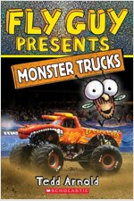 Fly Guy Presents#13 : Monster Trucks (Paperback)